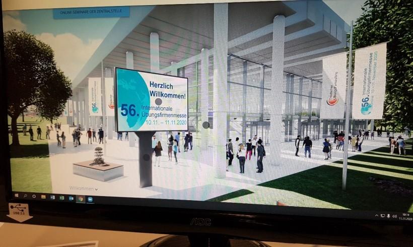 56. Internationale Messe - Start der digitalen Messe