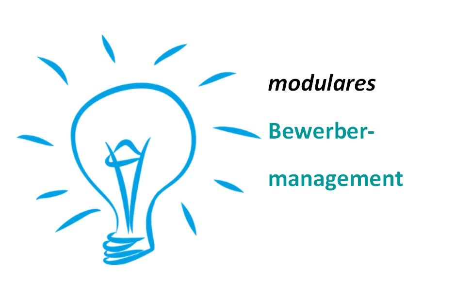 modulares Bewerbermanagement